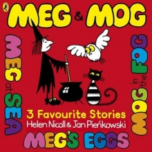 Nicoll, Helen Meg and Mog: Three Favourite Stories