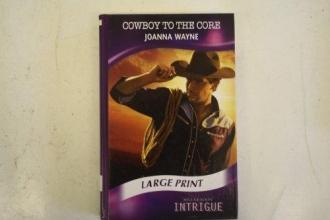 Wayne, Joanna Cowboy to the Core