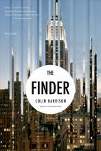 Harrison, Colin The Finder