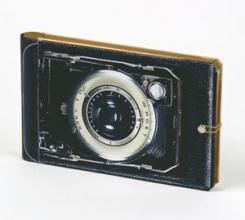 Galison Vintage Camera Photo Album