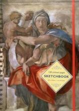 Sketchbook - Delphic Sibyl (Fresco) the Sistine Chapel