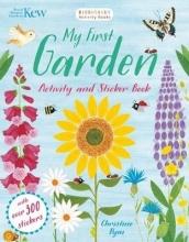 Christine Pym Kew My First Garden Activity and Sticker Book