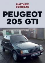 Matthew Corrigan Peugeot 205 GTI