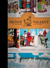 Foster, Hal Prince Valiant Volume 6