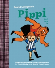 Lindgren, Astrid,   Nyman, Ingrid Vang Pippi Won`t Grow Up