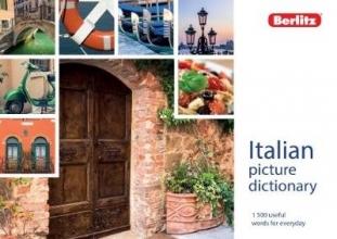 Berlitz Publishing Company Berlitz Picture Dictionary Italian
