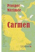 Mérimée, Prosper Carmen