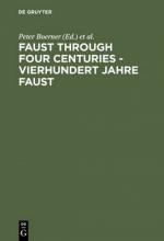 Faust through Four Centuries - Vierhundert Jahre Faust