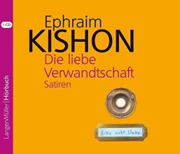 Kishon, Ephraim Die liebe Verwandschaft, CD