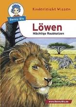 Hansch, Susanne Benny Blu - Löwen - Mächtige Raubkatzen