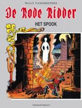 Willy  Vandersteen De Rode Ridder Het spook