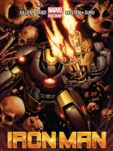 Kieron  Gillen Marvel 04 Iron man