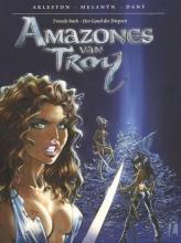 Scotch  Arleston Amazones van Troy 2 - Het goud der diepten sc
