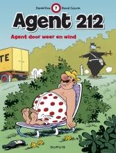 Daniël,Kox/ Cauvin,,Raoul Agent 212 07