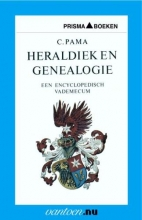 C. Pama , Heraldiek en genealogie