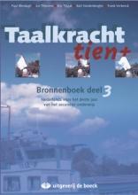 Taalkracht Tien+ 3 - Bronnenboek