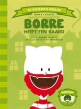 Jeroen  Aalbers Borre heeft een baard