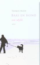Thomas  Mann Baas en hond