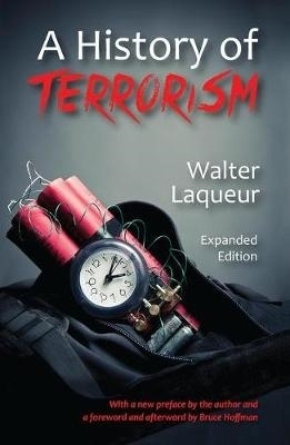 Andrew White,   Walter Laqueur,A History of Terrorism
