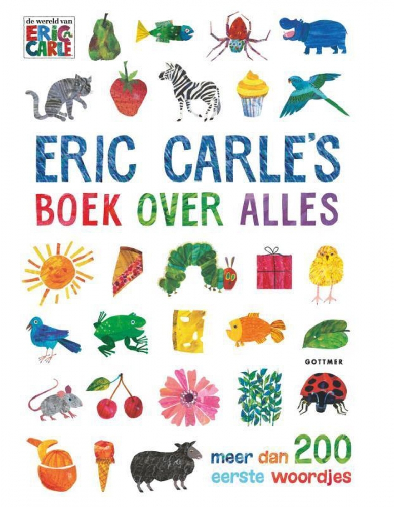Eric Carle,Eric Carle`s boek over alles