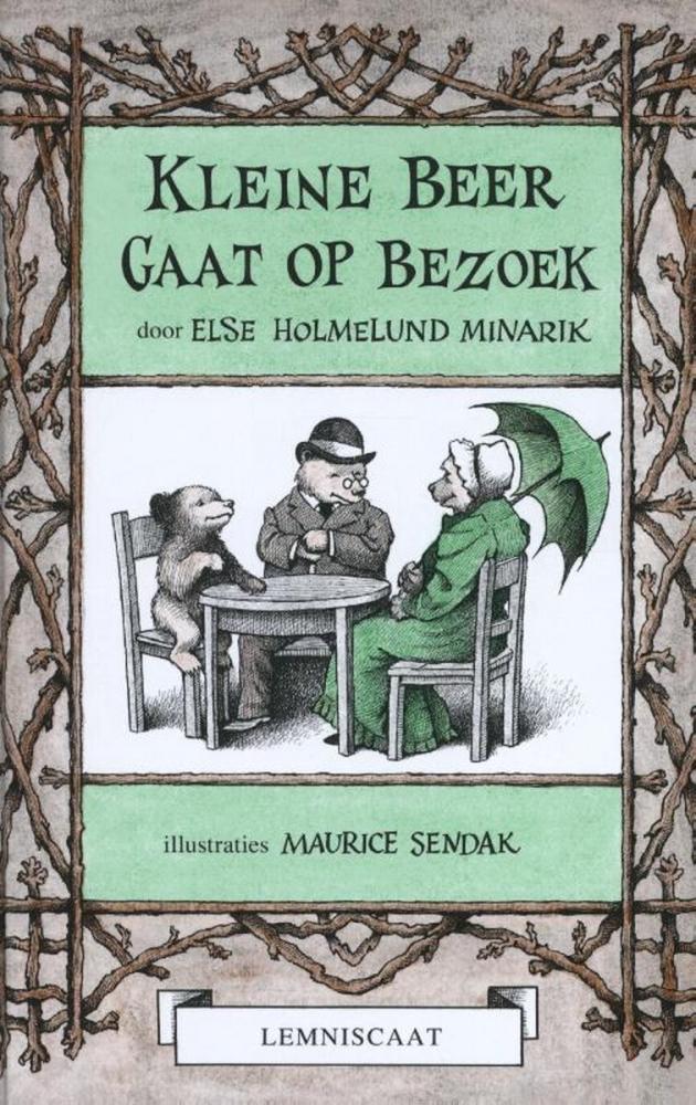 Else Holmelund Minarik,Kleine Beer gaat op bezoek