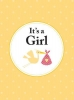It's a Girl, The Perfect Gift for Parents of a Newborn Baby Daughter