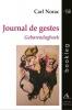 Carl Norac, Journal de gestes