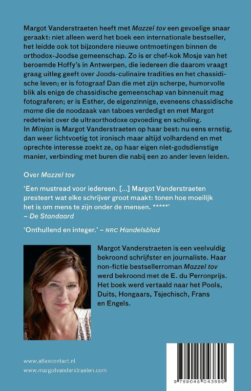 Margot Vanderstraeten,Minjan