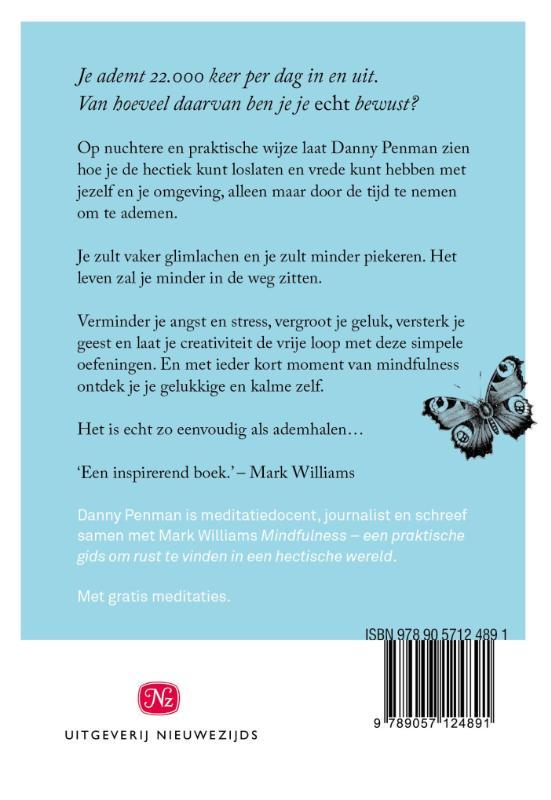 Danny Penman,De kunst van het ademen