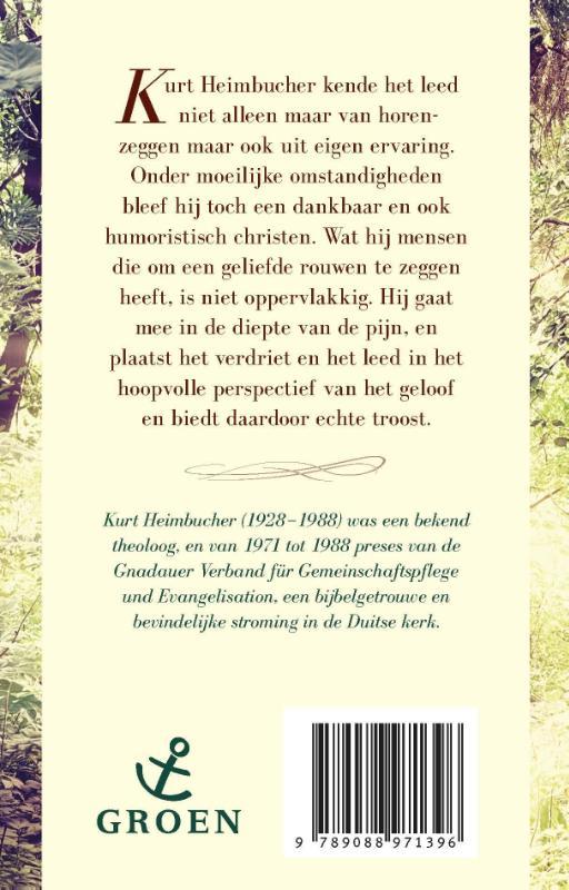 Kurt  Heimbucher,Ik zal u troosten