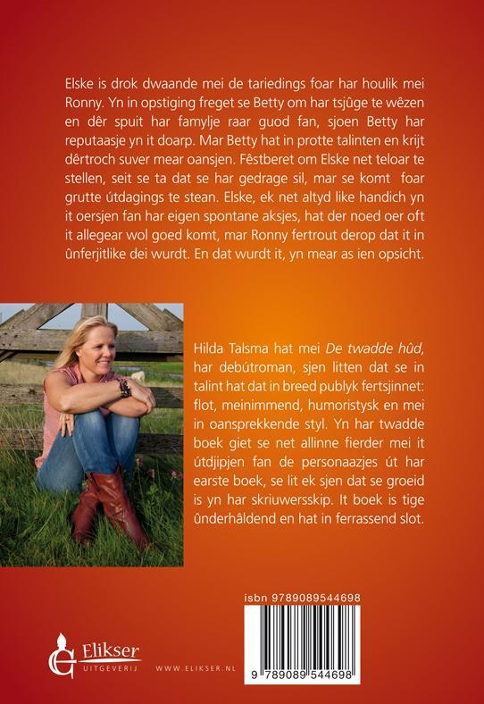 Hilda Talsma,Flammen