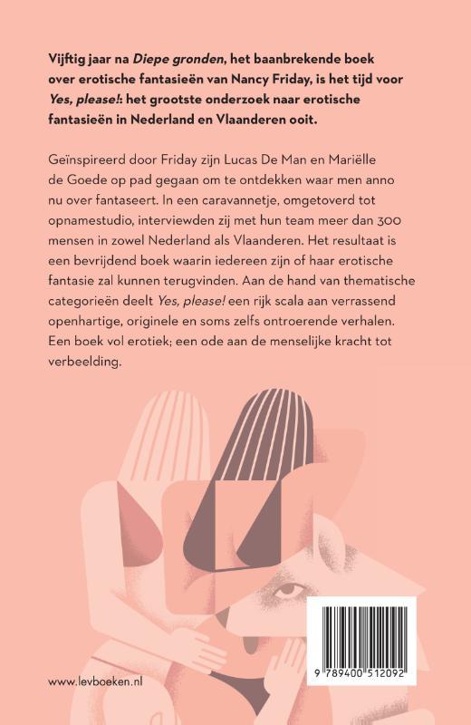 Lucas De Man, Mariëlle de Goede,Yes, Please!