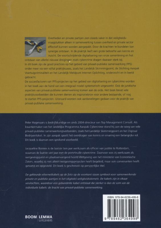 P.M.M. Hagenaars, J.M. Bonnes,De kracht van privaat-publieke samenwerking
