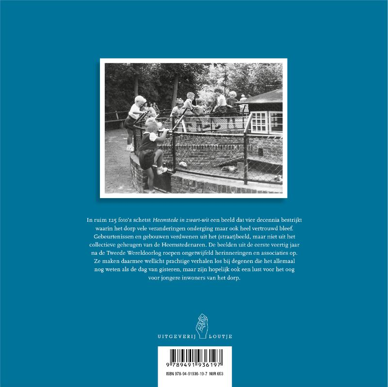 Michel M. Bakker, Jeffrey Bosch, Rob R. Visscher,Heemstede in zwart-wit