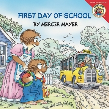 Mayer, Mercer First Day of School
