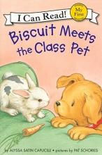 Capucilli, Alyssa Satin Biscuit Meets the Class Pet