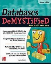 Oppel, Andy Databases Demystified