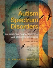 Boutot, E. Amanda Autism Spectrum Disorders