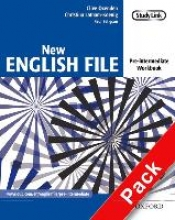 Oxenden, Clive,   Latham-Koenig, Christina,   Seligson, Paul New English File: Pre-intermediate: Workbook with MultiROM Pack