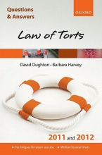 Oughton, David D. Law of Torts