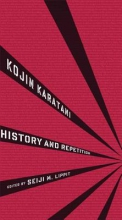 Karatani, Kojin History and Repetition