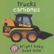 Priddy, Roger Bilingual Bright Baby Trucks