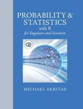 Michael G. Akritas Probability & Statistics with R for Engineers and Scientists