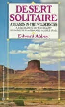 Abbey, Edward Desert Solitaire