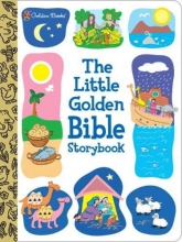 Simeon, S. The Little Golden Bible Storybook
