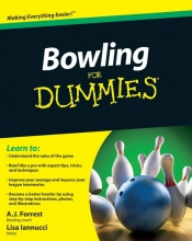 Forrest, A.J. Bowling For Dummies