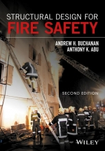 Buchanan, Andrew H. Structural Design for Fire Safety