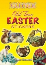 Anna Samuel Glitter Old-Time Easter Stickers