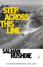 Rushdie, Salman Step Across This Line