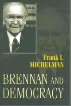 Michelman, Frank I. Brennan and Democracy